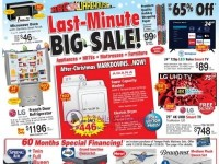 ABC Warehouse (Last Minute Big Sale) Flyer