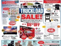 ABC Warehouse (Truckload Sale) Flyer