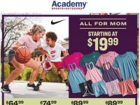 Academy Sports + Outdoors (All For Mom) Flyer