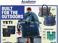 Academy Sports + Outdoors (Built For The Outdoors) Flyer