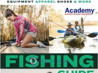 Academy Sports + Outdoors (Fishing Guide) Flyer