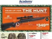 Academy Sports + Outdoors (Gear Up For The Hunt) Flyer