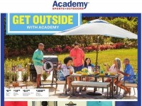 Academy Sports + Outdoors (Get Outside) Flyer
