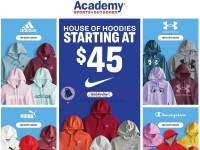Academy Sports + Outdoors (House Of Hoodies) Flyer
