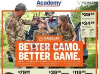 Academy Sports + Outdoors (Hunting Ad) Flyer