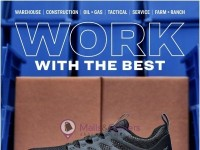 Academy Sports + Outdoors (Work With The Best ) Flyer