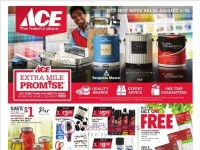 Ace Hardware (Extra Mile Promise) Flyer