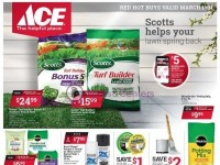 Ace Hardware (Red Hot Buys - FL) Flyer
