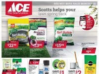 Ace Hardware (Red Hot Buys - LA) Flyer