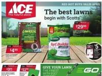 Ace Hardware (The Best Lawns) Flyer