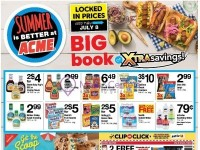Acme (Big book of savings) Flyer