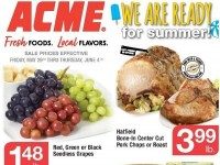 Acme (Fresh food local flavors) Flyer