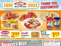 Acme Fresh Market (hottest Pricess) Flyer