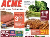 Acme (Special Offer) Flyer