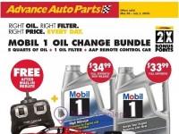 Advance Auto Parts (Hot deal) Flyer