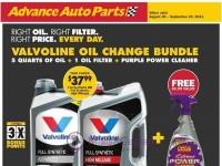 Advance Auto Parts (Monthly deals) Flyer