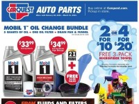 Advance Auto Parts (MONTHLY SALES) Flyer
