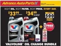 Advance Auto Parts (Shop and save) Flyer