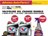 Advance Auto Parts (Special Offer) Flyer