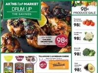 Akins Foods (Special Offer) Flyer