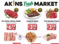 Akins Foods (Special Offer) Flyer