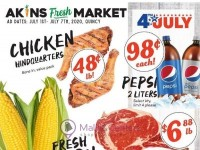 Akins Foods (Special Offer - Quincy) Flyer