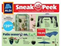 ALDI (In store ad) Flyer
