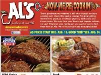 Al's Supermarket (Special Offer) Flyer