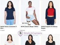 American Apparel (Hot deals) Flyer