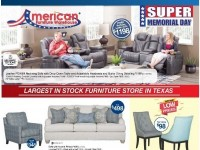 American Furniture Warehouse (Special offer - TX) Flyer