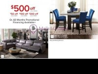 American Signature Furniture (Hot Offers) Flyer