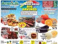 America's Food Basket (Big saving) Flyer