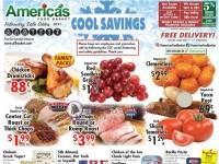 America's Food Basket (Cool Savings) Flyer