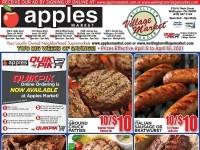 Apples Market (Two big week of savings) Flyer