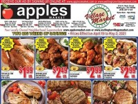 Apples Market (Two Big Weeks Of Savings) Flyer