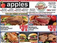 Apples Market (Two Big Weeks Of Savings) Flyer