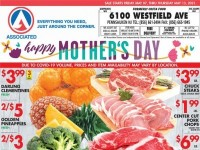 Associated Supermarkets (Happy Mother's Day) Flyer
