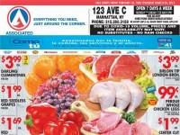 Associated Supermarkets (Weekly Specials) Flyer