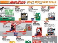AutoZone (Don't miss these deals) Flyer