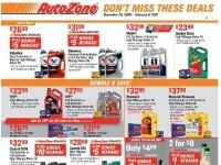 AutoZone (Monthly ad) Flyer