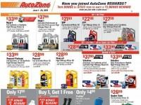 AutoZone (Monthly deals) Flyer