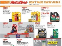 AutoZone (Special Offer) Flyer