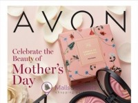 Avon (Celebrate The Beauty Of Mother's Day) Flyer