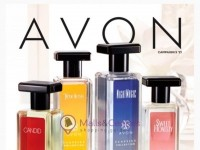 Avon (Express Yourself With Our Top Rated Fragrances) Flyer