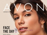Avon (Face The Day) Flyer
