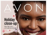 Avon (Holiday Close Up) Flyer