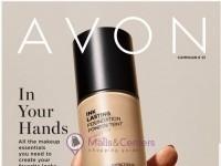 Avon (In your hand) Flyer