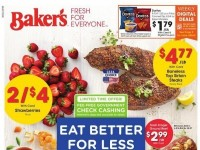 Baker's (Fresh for Everyone) Flyer