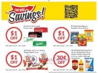 Baker's IGA (Find More Savings) Flyer