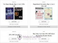 Barnes & Noble (Hot deals) Flyer